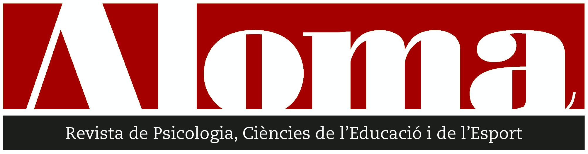 Aloma: Revista de Psicologia, Ciències de l'Educació i de l'Esport